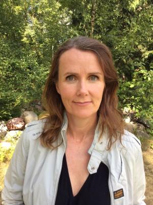 Författare Helena Öberg